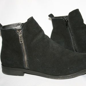 Steve Madden Suede Ankle Boot